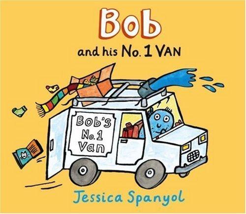Bob and His No. 1 Van book