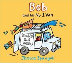 Bob and His No. 1 Van book