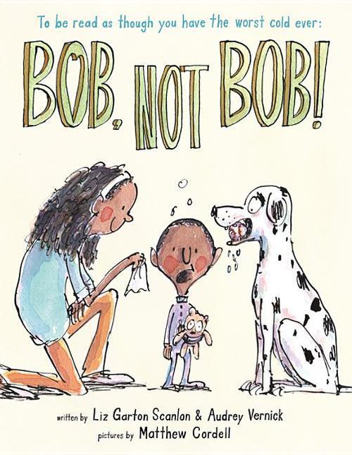 Bob, Not Bob! book