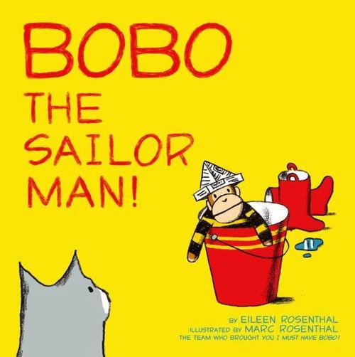 Bobo the Sailor Man! book
