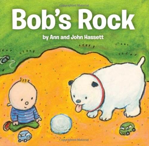 Bob's Rock book