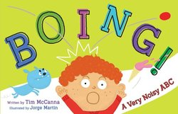 Boing! book