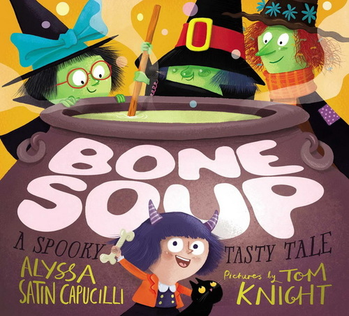 Bone Soup book