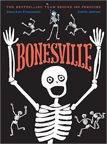 Bonesville book