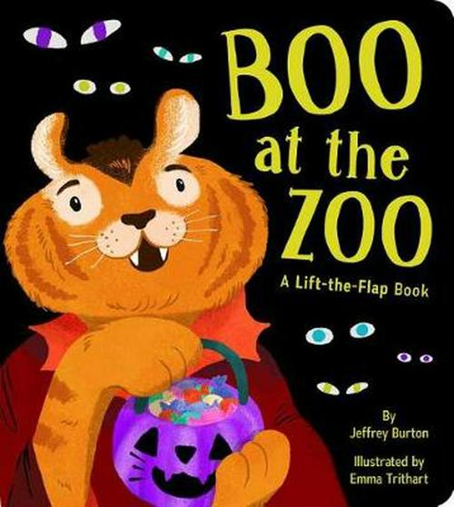 Boo at the Zoo Book