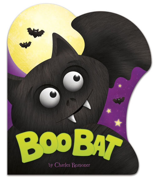 Boo Bat book