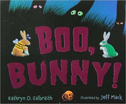 Boo, Bunny! Book