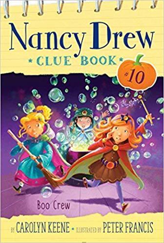 Boo Crew (Nancy Drew Clue Book) book
