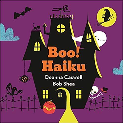 Boo! Haiku book