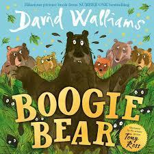 Boogie Bear book