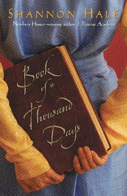Book of a Thousand Days book