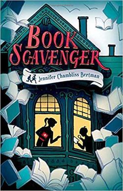 Book Scavenger book