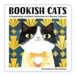 Bookish Cats Board Book book