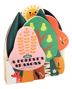 Bookscape Board Books: A Forest's Seasons book