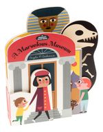 Bookscape Board Books: A Marvelous Museum book