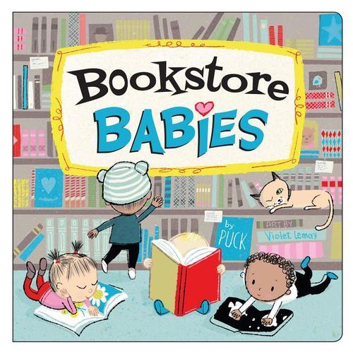 Bookstore Babies book