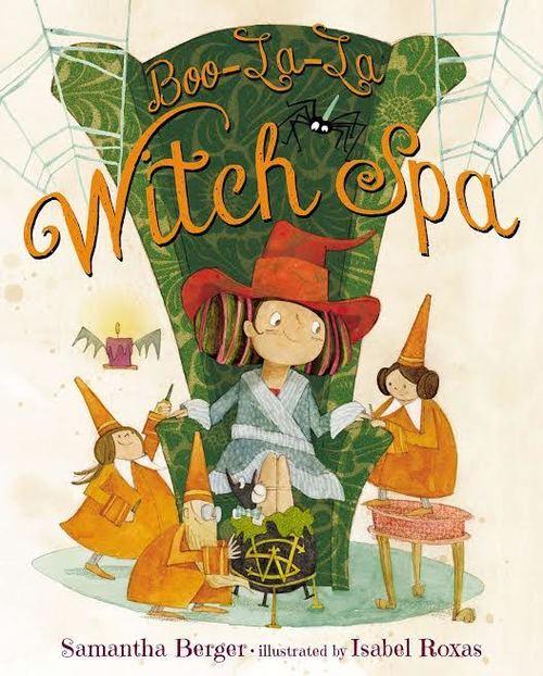 Boo-La-La Witch Spa book