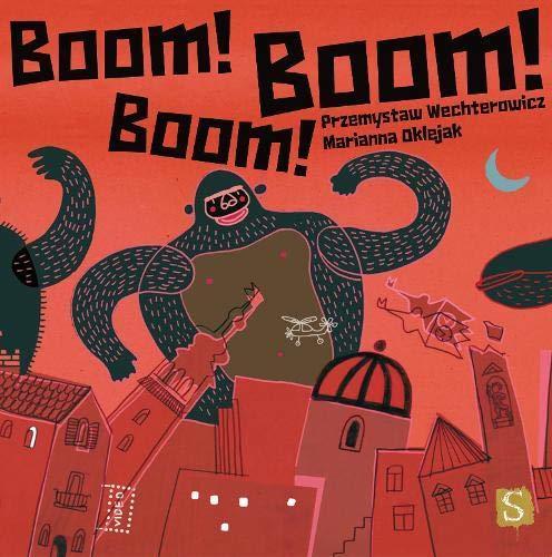 Boom! Boom! Boom! book