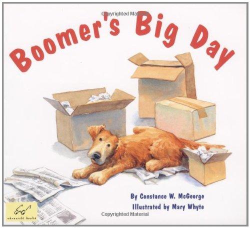 Boomer's Big Day book
