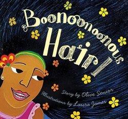 Boonoonoonous Hair book