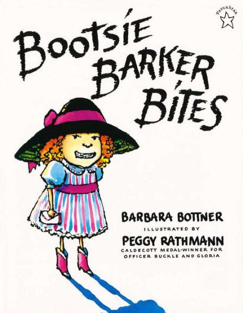 Bootsie Barker Bites book