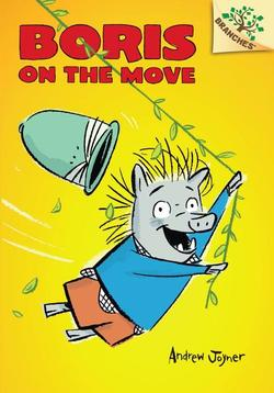 Boris on the Move book