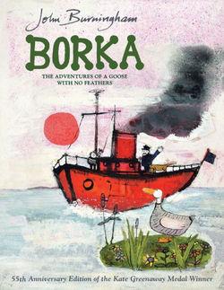 Borka book