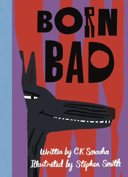 Born Bad book