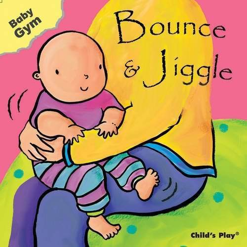 Bounce and Jiggle book