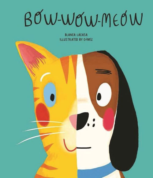 Bow-Wow-Meow book