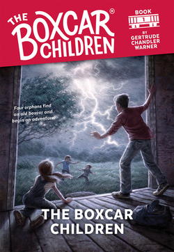 Boxcar Children book