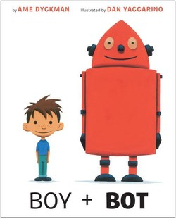 Boy and Bot Book