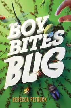 Boy Bites Bug book