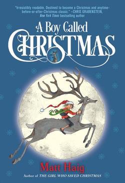 Boy Called Christmas book