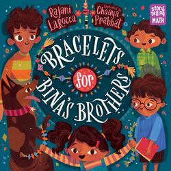 Bracelets for Bina's Brothers book