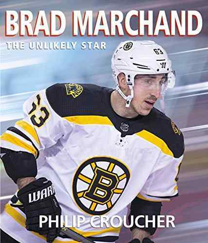 Brad Marchand book
