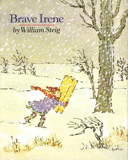 Brave Irene: A Picture Book book