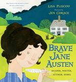 Brave Jane Austen book