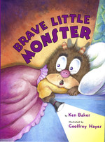 Brave Little Monster book
