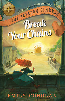 Break Your Chains book