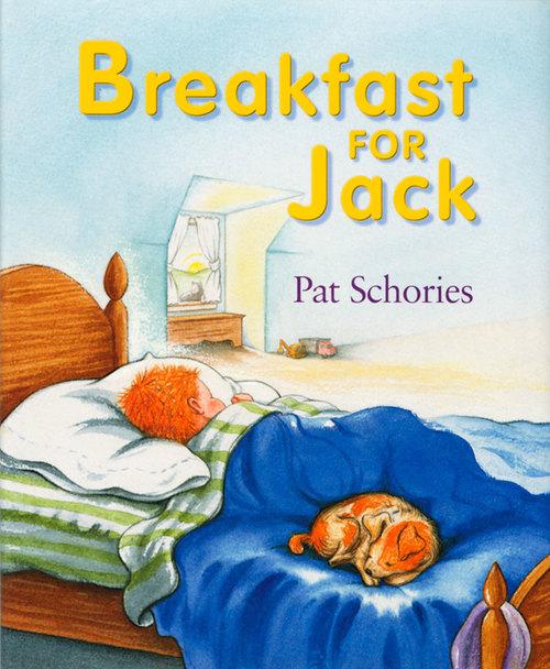 Breakfast for Jack book