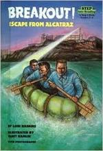 Breakout! Escape from Alcatraz  book