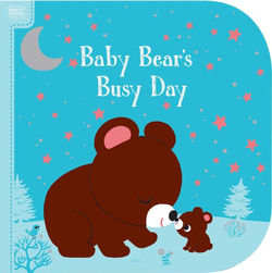 Bright Books: Baby Bear's Busy Day book