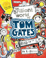 Brilliant World of Tom Gates book
