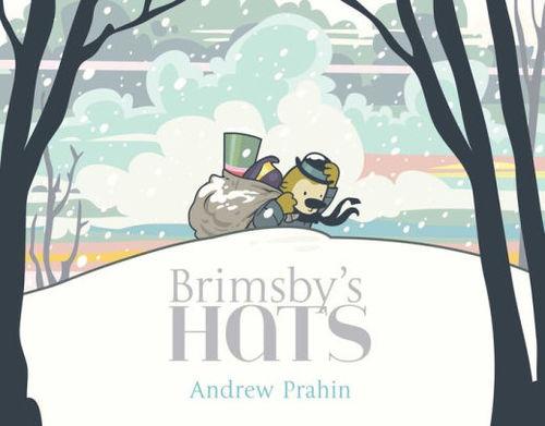 Brimsby's Hats book