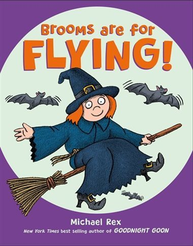 Brooms Are for Flying! book