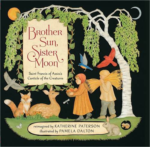 Brother Sun, Sister Moon book