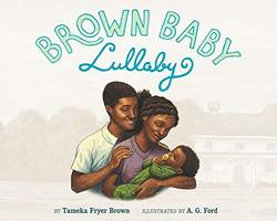 Brown Baby Lullaby book