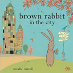 Brown Rabbit in the City book