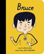 Bruce Lee: My First Bruce Lee book